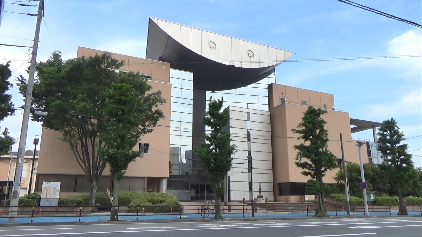 NUMAZU CITY LIBRARY
