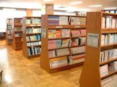 沼津市立戸田図書館 内観